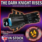Boys Child ~ Dark Knight Rises Batman Guantlet Gloves